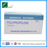 Hospital Synthetic Monofilament Polypropylene Surgical Sutures