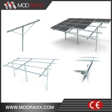 Professional Solar Mounting Rack System with Earth Screw (ZX004)