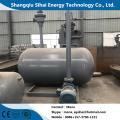 Usine de distillation d'extraction d'huile de moteur usagée