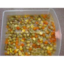 MID East Market Vente chaude Légumes mélangés en conserve