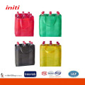 2016 Wholesale High Qualiy Promotion Non Woven Wine Bag