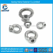 Zinc plateado de zinc de acero de acero de elevación DIN582 de la fábrica de China