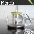 2016 Productos de Tendencia Teteras Borosilicadas, Tetera de Vidrio, Infusor de Té