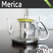 2016 Trending Products Borosilicated Teapots, Glass Teapot, Tea Infuser