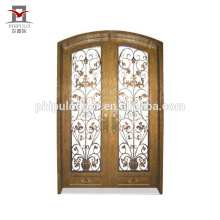 Wrought iron door grill design main entrance door