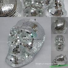 Cabeças de crânio Espelhos feitos sob medida