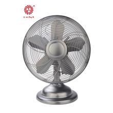12 '' Ventilador de escritorio caliente de la tabla de la venta 30cm del metal de la tabla