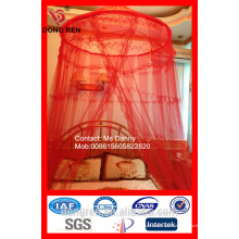 Cúpula colgante romántico dormitorio mosquitero