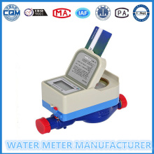 IC/RF Card Prepaid Smart Water Meter