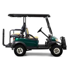 Chariot de chasse électrique 4 passagers (avec siège arrière à bascule)