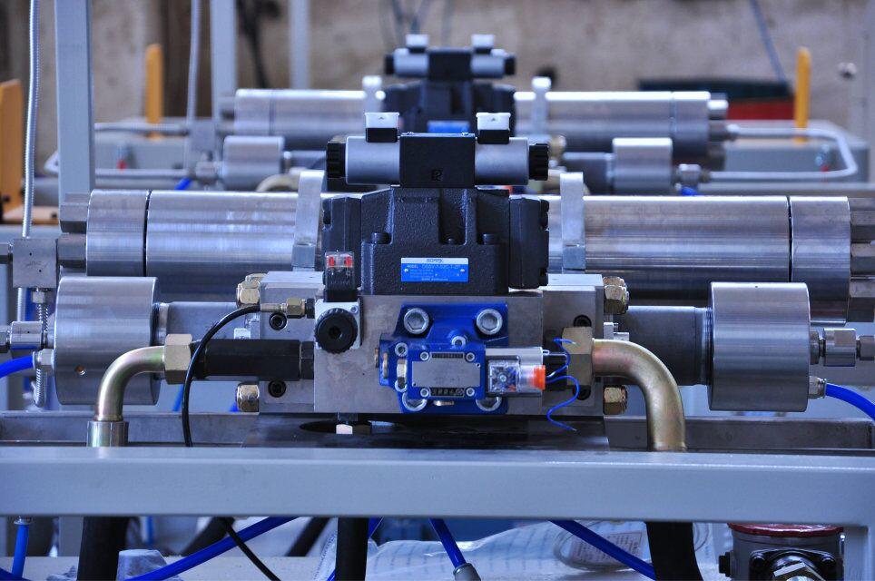 Water Jet Flow Control Valve