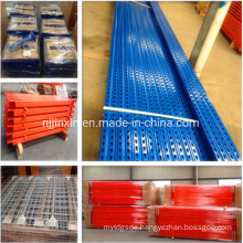 American Q235 Cold Rolled Heavy Duty Industrial Customized Warehouse Teardrop Rack