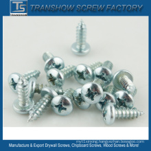 3.5-6.3mm Pan Head, Pan Framing Head Self Tapping Screw