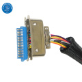 harnais de fil de terminal de connecteur de vga approuvé par csa
