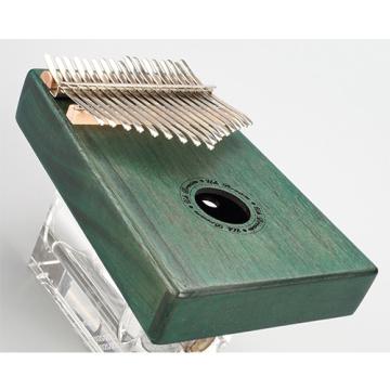 17-тональное зеленое пианино
