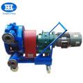 High Solid Particles Peristaltic Hose Pump For Mortar
