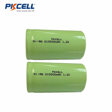 1.2v 10000mah Nimh Rechargeable Battery