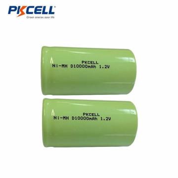 Bateria recarregável de 1.2v 10000mah Nimh
