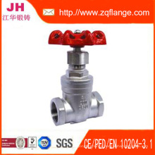 Plastic Flange and Tap
