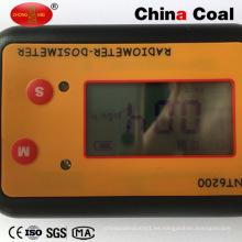 Precio de fábrica Handheld Nt6200 Personal Pocket Radiometer Dosimeter