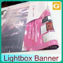Banner lightbox