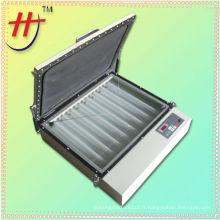 Unité d'exposition aux ventes chaudes LT-280M avec vide pour plaque de cadre d'écran et plaque d'acier
