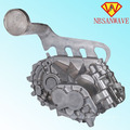 OEM Aluminum Die Cast Components Gearbox Housing