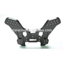 1/8 scale nitro pièces d'auto facultatifs d'amortisseurs arrière à billettes