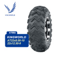Low-Pressure Tires for ATV