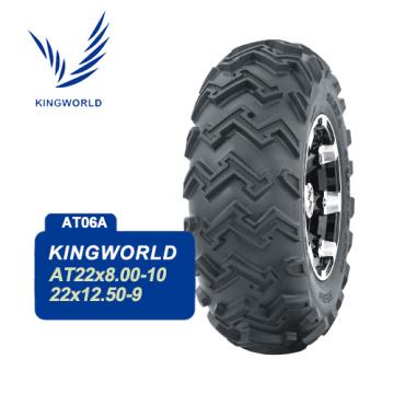 Low-Pressure Tires for ATV
