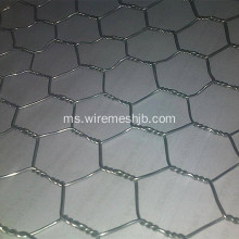 Mesh Stainless Steel Hexagonal Mesh