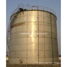 Réservoir de GNL 60m3 / 1.2MPa. Réservoir cryogénique de stockage de GNL