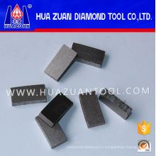 40X5X12mm гранитный камень резки Алмазные пилы сегмента