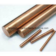 Tungsten Copper Alloy Bar (W80Cu20/W75Cu25/W90Cu10) at Good Price