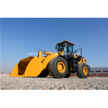Heavy Duty 4WD 5Ton SEM655D Wheel Loader