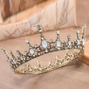 Crystal Pageant Queen Crowns