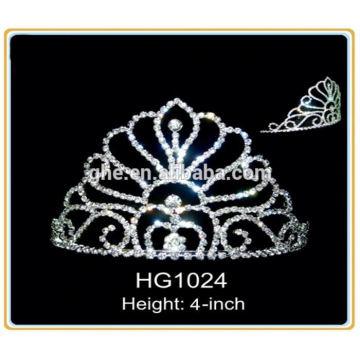 Аксессуары для вечеринки тиары аксессуары для волос цветы тиара королевская корона серебряные часы розовая принцесса тиара