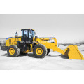 Front End Loader SEM652B Mini Дөңгелекті Loader SEM