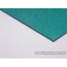 Water Drips Embossed Polycarbonate Sheet