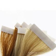 Human Hair Virgin Hair Remy Hair Tape Hair Hand Inserted Strip Extensions Tape Hair