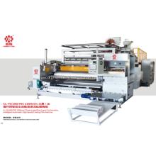 Machine de LLDPE extensible de moulage à grande vitesse de 1500 mm