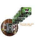 12MP 1080P PIR Bewegungserkennung 940nm Camo 3G 4G drahtlose Wand versteckte Jagd wildlife wildkamera Kamera