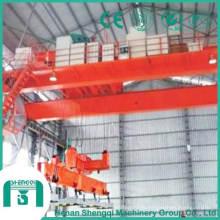 Pont roulant électromagnétique de (7,5 + 7,5) à (20 + 20) tonnes avec faisceau porteur