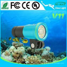 Fabricante cree 10W llevado iluminación ligera del acuario que conduce la luz