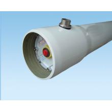 Porta FRP Shell de vasos de pressão e pressão diferente
