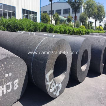 Carbon Electrodes For Arc Furnaces Graphite Electrode