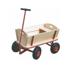 Wooden Wagon Tool Cart for Baby Use (Tc1812)