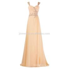 Robe De Soiree Vestido De Festa longo 2016 Elegant A-line Side Split Prom Dresses Long Spaghetti Strap Evening Dress