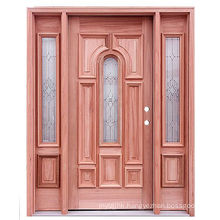 Solid Mahogany Exterior / Entry Door 40050