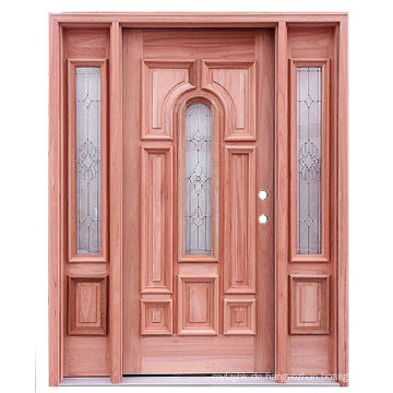 Massiv Mahagoni Exterieur / Eingangstür 40050